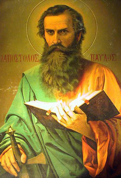 a biography of paul the apostle a christian saint Andrew hyatt's biblical drama stars james faulkner as saint paul and jim caviezel as saint luke the life of the crucial evangelist paul has everything needed for a powerful film, but the.